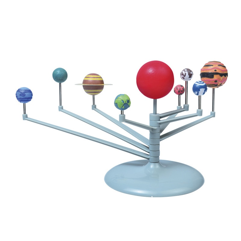 Solar System Model Educational Kiddie Stuff