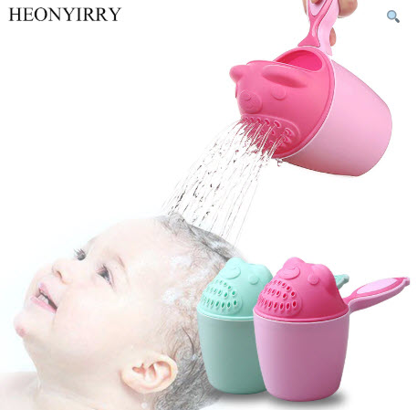 Bath Rinser Cup For Babies