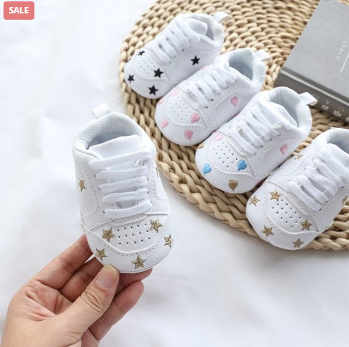 Soft Baby Shoes