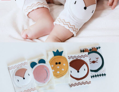 Breathable Baby Knee Pads