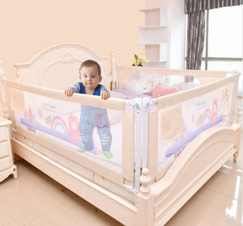 Top 50 Parenting Essentials: Baby Bed Fence