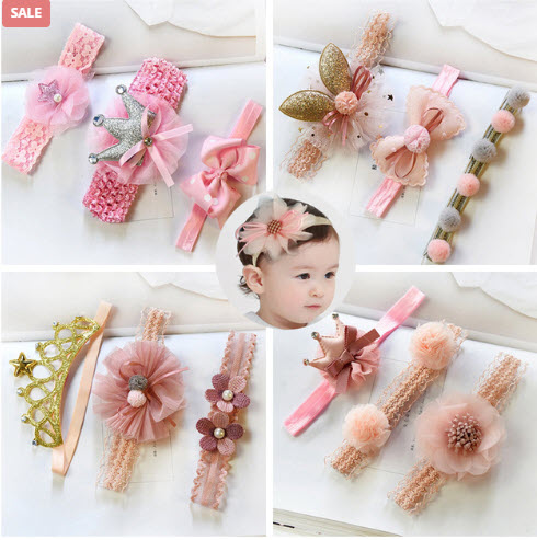 Hair Accessory For Baby Girls